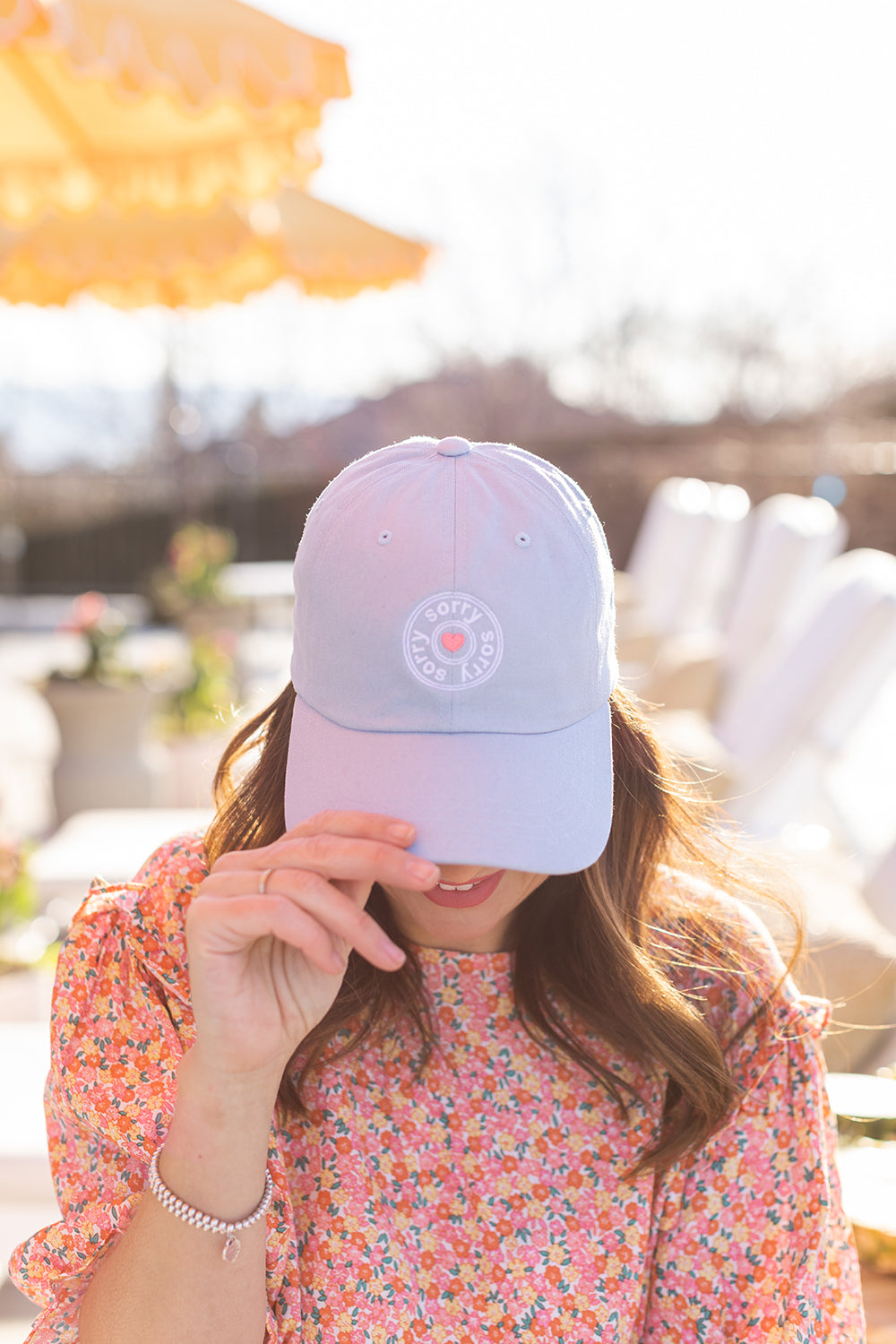 Jillian Harris x CDN 'Sorry' Dad Hat