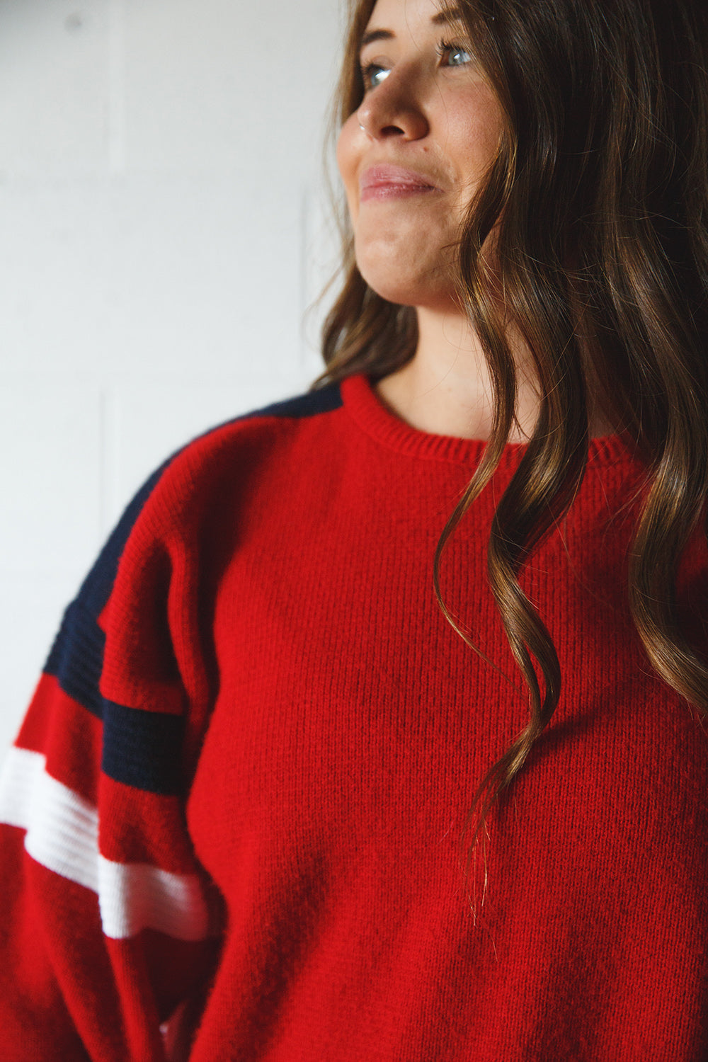 Made in Canada Sears Wool Sweater