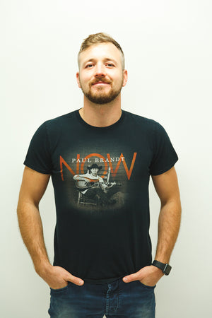 "Paul Brandt ""Now Tour"" Concert Tee"