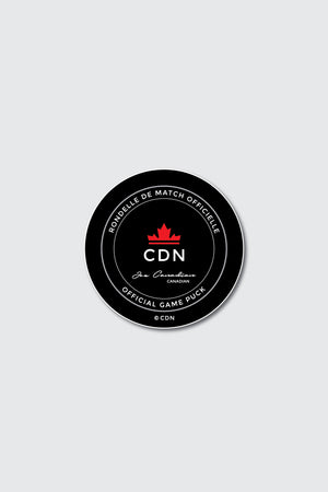 CDN Hockey Puck Sticker