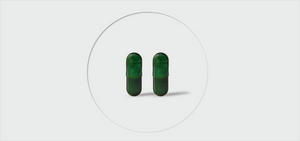 Daily dosage - 2 capsules