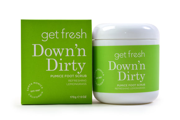Get Fresh - Down 'n' Dirty - 170g or travel size - Vanity UK