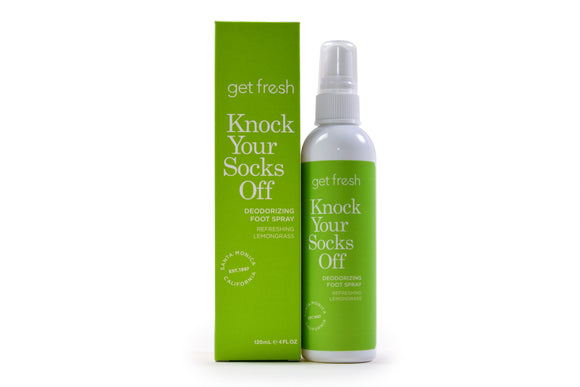 Knock Your Socks Off - 120ml - Get Fresh UK
