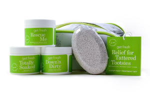 Get Fresh - Relief For Tattered Tootsies - Vanity UK