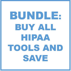 All HIPAA Tool Kits
