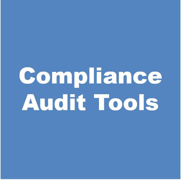 Compliance Audit Tools