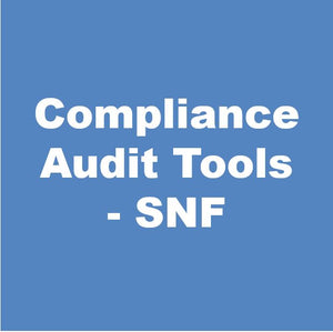 Compliance Audit Tools - SNF