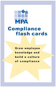 Compliance Flash Cards