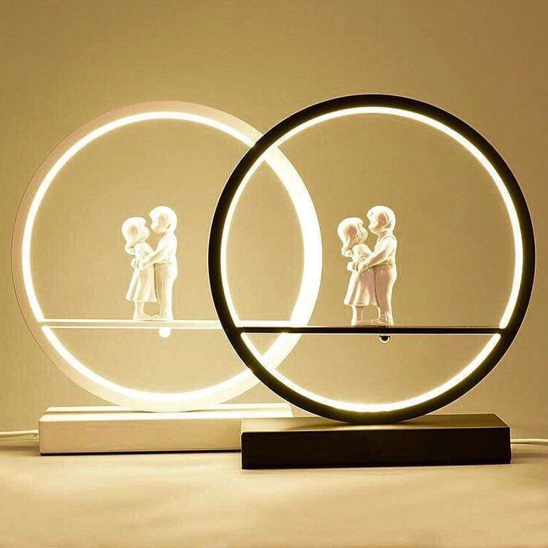 The Couples Lamp | The poem behind this lamp will touch your soul.