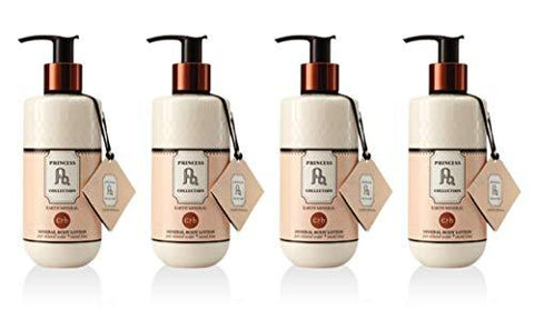 luxury body lotion set