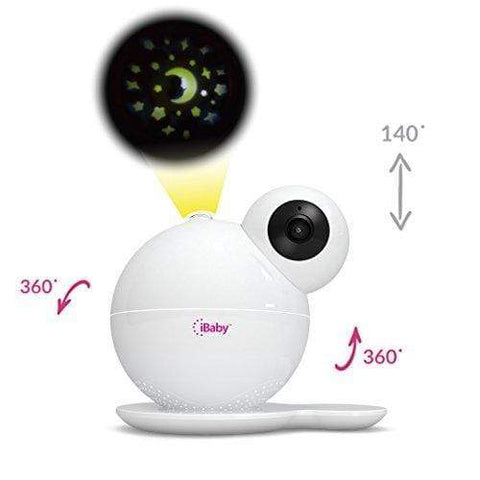 M7 1080P Motion Sensor Baby Monitor - Home Electronics