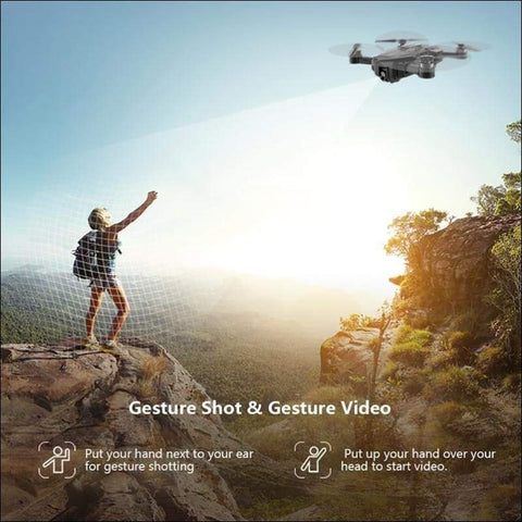 1080P HD Camera Quadcopter RC Drone - Travel Electronics
