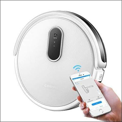 1200Pa Self-Charging Robot Vacuum Cleaner