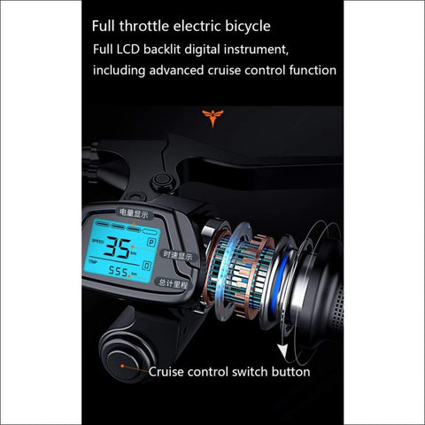 350W Full Throttle Electric Scooter - Travel Electronics