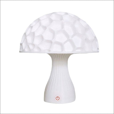 3D Printed Mushroom Night Light Lamp