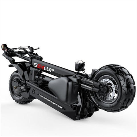 48V Off Road Electric Scooter - Travel Electronics