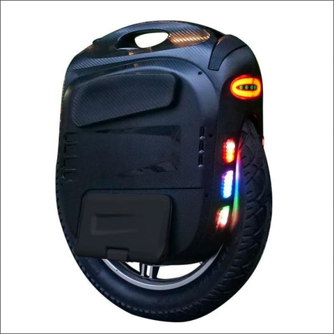 84V Carbon Steel Electric Unicycle - Travel Electronics
