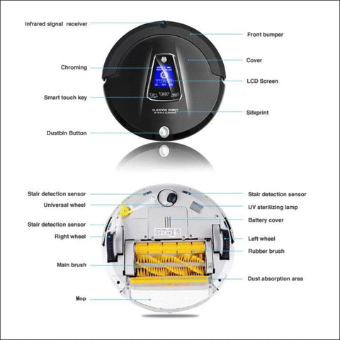 smart robot vacuum cleaners under $500