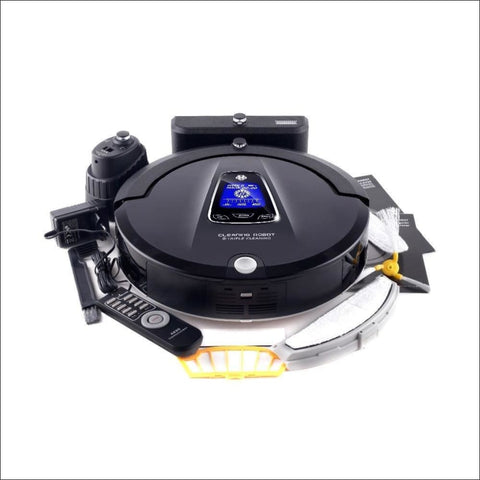 smart robot vacuum cleaners