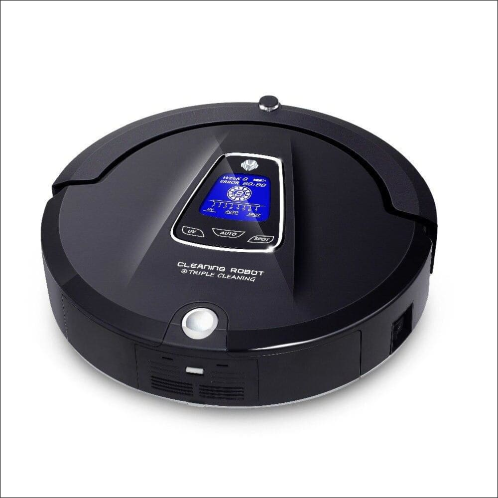 Advanced Multi-function Robot Vacuum Cleaner