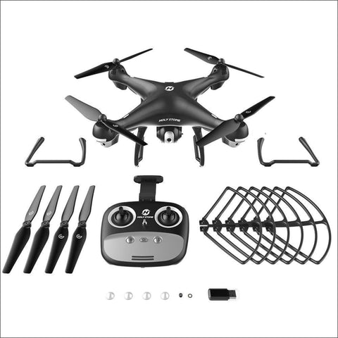 Aerial Carbon Fiber RC Quadcopter Drone - Travel Electronics