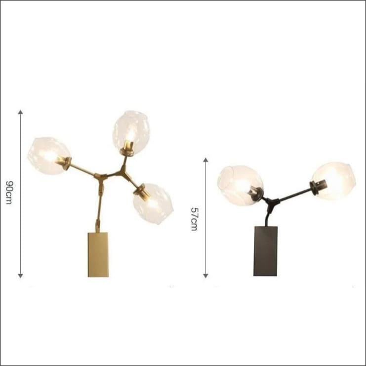 American Bubble Modern Wall Lamp - Lamps & Lighting