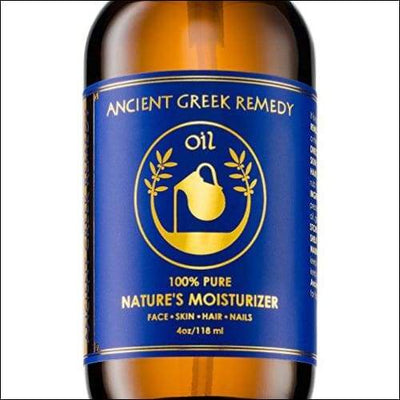 Ancient Greek Lavender Almond Olive Body Oil Remedy