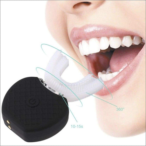 Automatic Sonic Electric Toothbrush - Travel Electronics