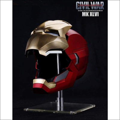 Avengers 4 Iron Man Helmet Model