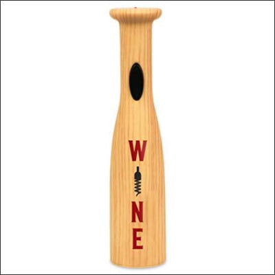 Baseball Bat Electric Wine Bottle Opener