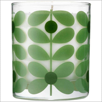 Basil & Mint Scented 6PC Candle Set