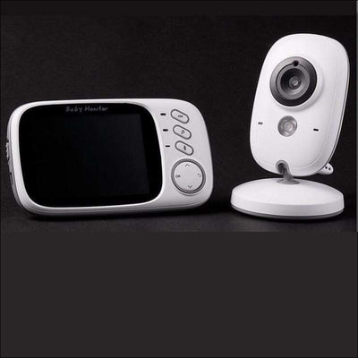 Bi-directional Infrared Baby Monitor