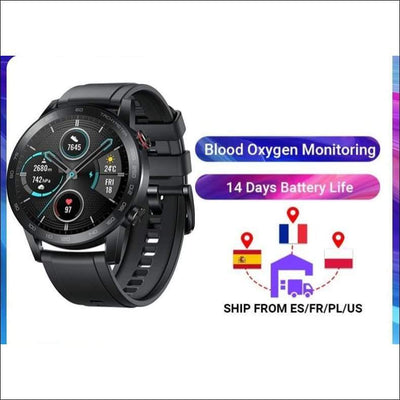 Blood Oxygen Monitor Smart Watch