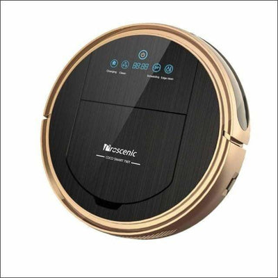 Bluetooth Robotic Vacuum Cleaner 3 in 1