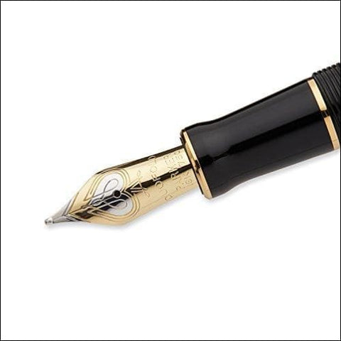 Centennial Gold-plated Fountain Pen - Novarian Creations