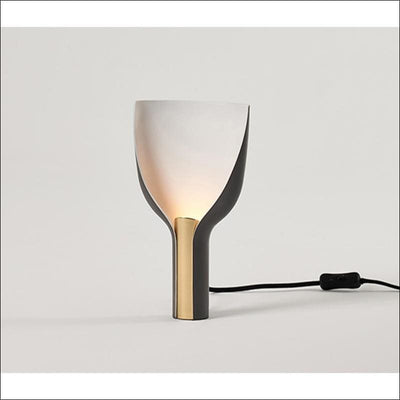 Creative Fog Copper Brass Table Lamp