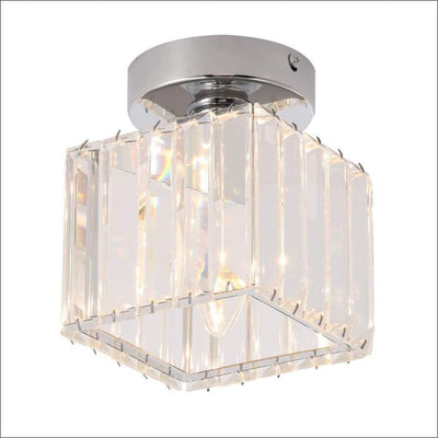 Crystal Pendant Ceiling Lamp