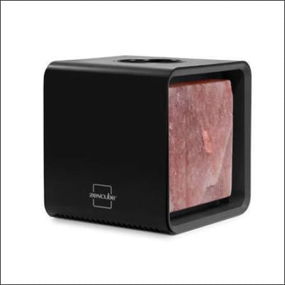 Cubed Natural Himalayan Salt Lamp