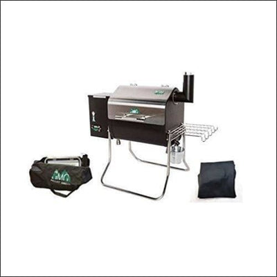 Davy Crockett WiFi Pellet Grill Package