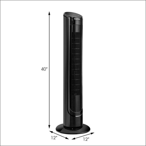 Electric Home Tower Fan - Home Electronics