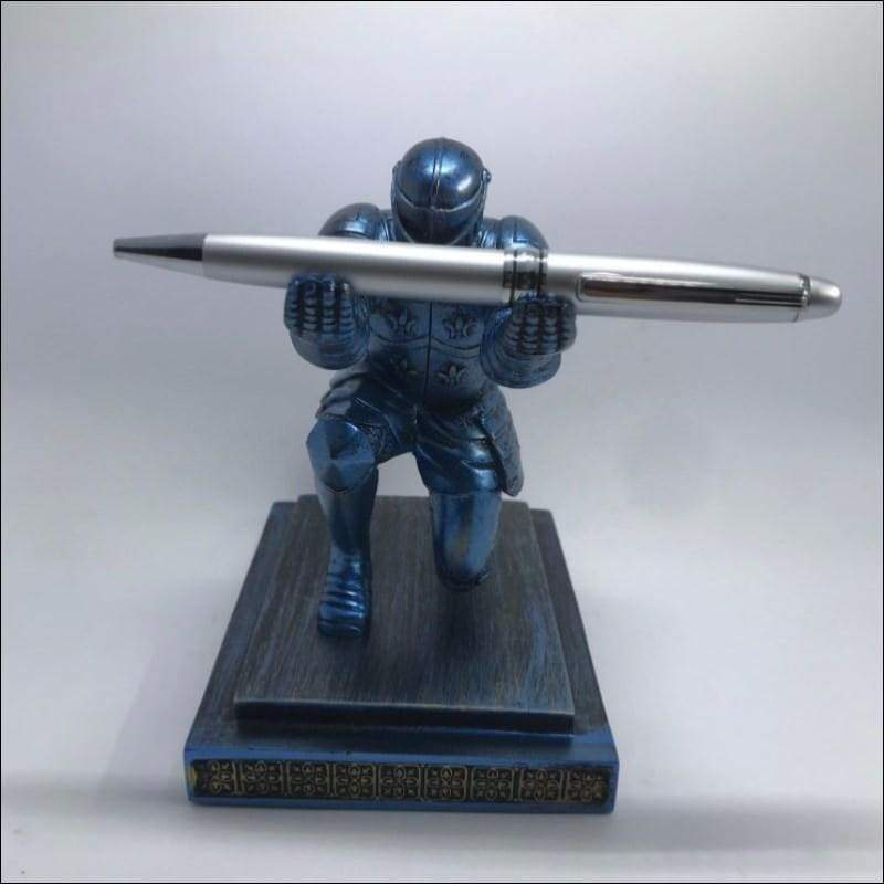 Executive Knight Pen Stand