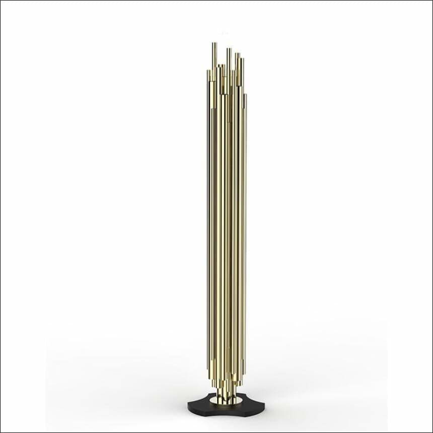 Exhibition Villa Compound Floor Lamp