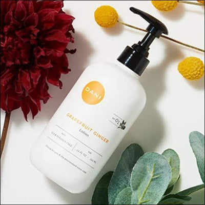 Grapefruit Ginger Aromatherapy Body Lotion