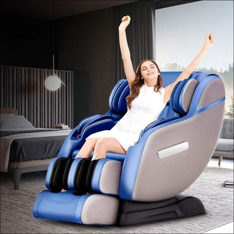 Zero Gravity Bluetooth Capsule Massage Chair - Home Electronics