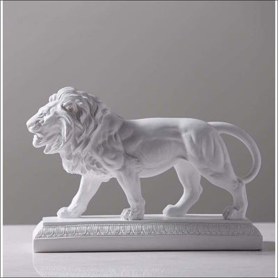 Great Mighty Lion Sculpture