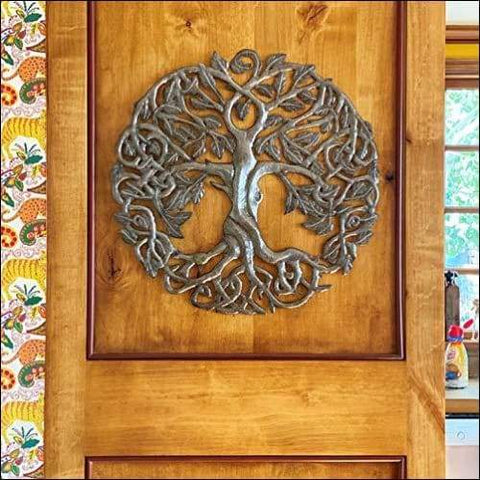 Haitian Tree of Life Wall Sculpture