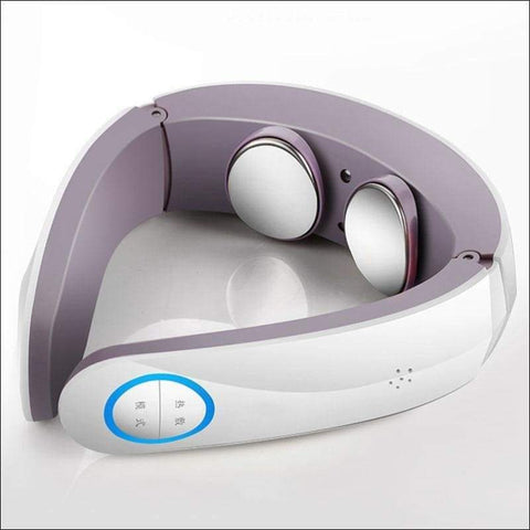 Heated Pulse Electric Neck Massager
