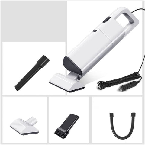 HEPA Heavy Duty Car Vacuum Cleaner - Travel Electronics