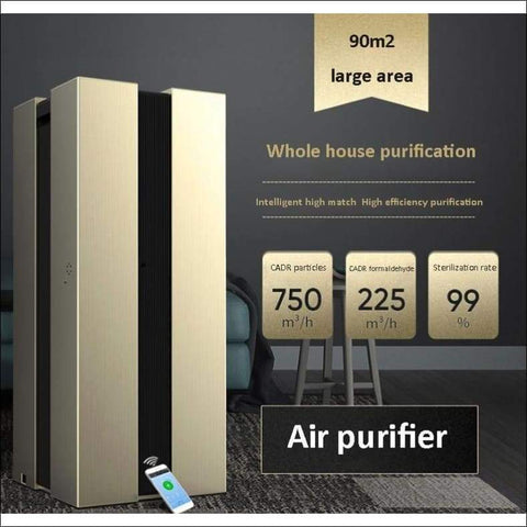 High-end Negative Ion Home Air Purifier - Home Electronics