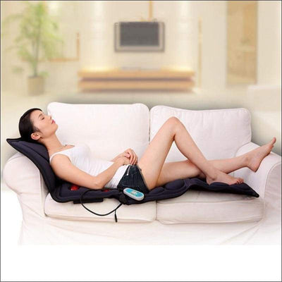 Infrared Portable Heated Back Massage Pad